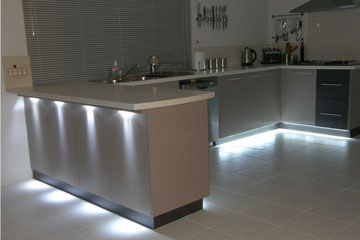 Built-In LED Lighting