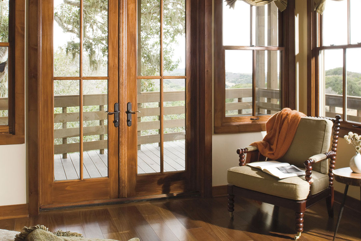 Movable doors for Swinging french patio doors
