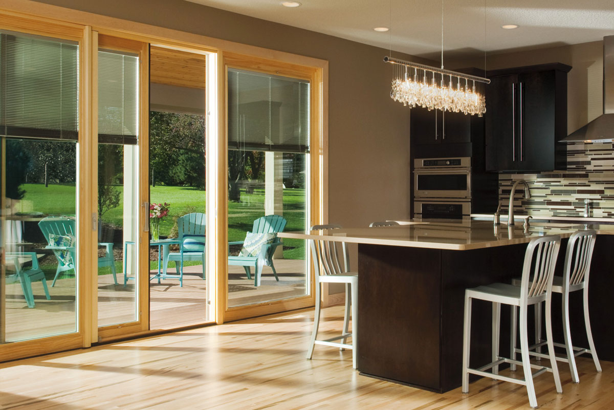 Services winds of change for Multiple sliding glass doors